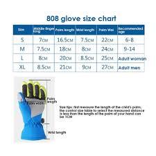 Marsnow Winter Professional Ski Gloves Girls Boys Adult Waterproof Warm Gloves Snow Kids Windproof Skiing Snowboard Gloves Vova