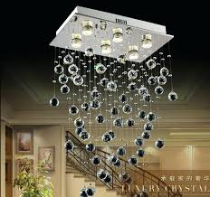 small crystal chandelier modern led small crystal chandelier lighting ceiling lamp for kitchen bathroom closet bedroom