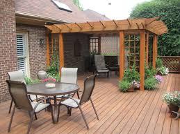 Deck Design Ideas Exteriors Deck Design Ideas For Excerpt Backyard Balcony