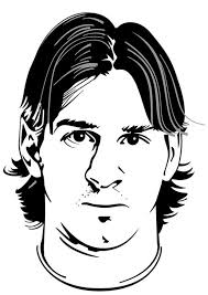 Small Picture Coloring page Lionel Messi img 24751