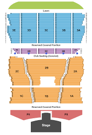 Bank Of New Hampshire Pavilion Seating Chart Gilford