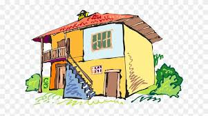 house stairs clipart. Perfect House House Yellow Stairs Window Door Deck With  Deck Clipart Intended House Stairs U
