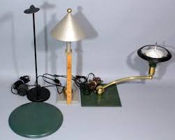 Kovacs Lighting Company Desk Table Lamps Qty 3 Mg Wheeler Co Sight Light Lamp