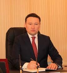 Департамент юстиции Костанайской области  Еримбетов Бауыржан