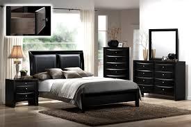 bedroom furniture in black. 6 Creative Beautiful Black Bedroom Furniture In O