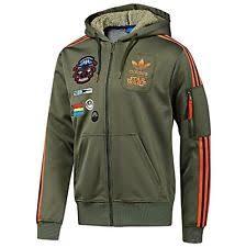 adidas jacket mens. adidas originals star wars x wing hoodie military jacket men size xl extra large mens
