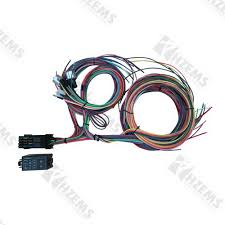 wiring harness manufacturer in haozhi electronic co auto wiring harness used for sports car