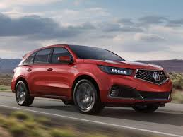 2019 Acura Rdx Puddle Lights 2019 Acura Mdx Gets Sportier With New A Spec Torque News
