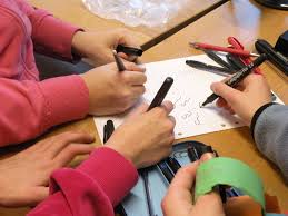 Image result for children writing