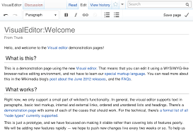 Photo Editor Wikipedia Wikipedia Debuts New Visual Editor Still Experimental