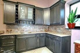 kitchen brown glass backsplash grey glass tile grey glass glass tile ceramic tile