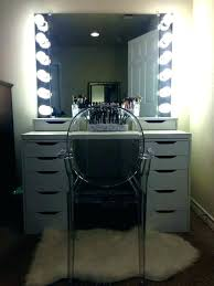 vanity table lighting. Dressing Table Mirror With Lights Vanity Style Desk In And Prepare . Lighting