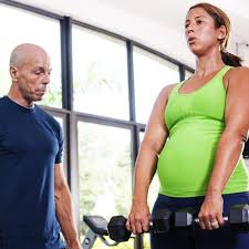 lifting heavy weights in pregnancy