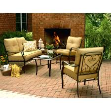 Patio Ideas Deep Seating Patio Cushion Sets Clever Kmart Patio