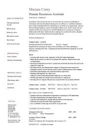 Personal Assistant Resume Examples Inspiration Sample Personal Assistant Resume Good Template Resume Format