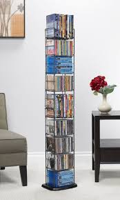 cd dvd display cabinet storage tower free shipping today  argos
