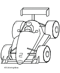 Free Printable Coloring Sheets Race Cars Coloring Book Pages Race