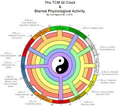 Tcm Time Chart Diurnal Cycle Tcm 1 Radiance Chinese Medicine And Wellness