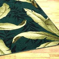 tropical design area rugs new outdoor rug m size of palm tree