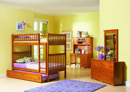 Bedroom  Pretty Kids Bedroom Furniture Color Ideas With Pink Wall - Red gloss bedroom furniture