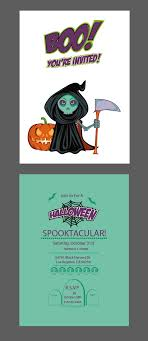 Free Halloween Templates Vector Files Nextdayflyers