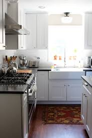 Martha Stewart Kitchen This Gorgeous White Kitchen Includes Martha Stewart Dunemere