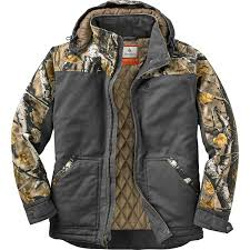 legendary whitetails men s canvas cross trail workwear jacket com