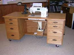Second Hand Horn Sewing Machine Cabinets