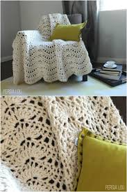 Easy Crochet Blanket Patterns For Beginners Beauteous 48 Quick And Easy Crochet Blanket Patterns For Beginners DIY Crafts