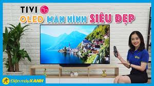 Tivi LG OLED: màn hình xuất sắc, hệ điều hành mượt mà (55B9PTA) • Điện máy  XANH - YouTube