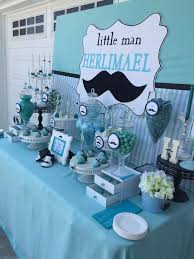 Little Man Baby Shower Cakes U2013 MMC BakesBow Tie And Mustache Baby Shower