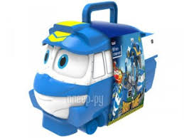 Купить <b>SilverLit Кейс</b> для хранения роботов-поездов Кей 80175 ...