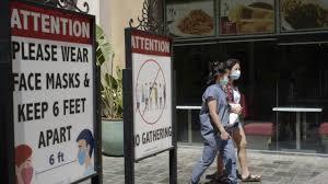 Los Angeles Mask Mandate Reinstated ...