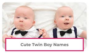 225 cute unique twin boy names