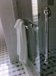 custom shower door pulls