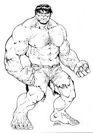 incredible hulk free in coloring book pages hulk free