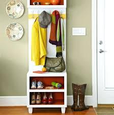 Coat And Shoe Rack Hallway Amazing Shoe Storage For Hallways Monthlyteesclub