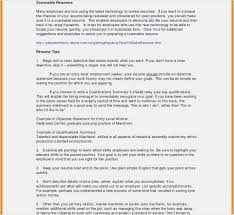 Fast Food Worker Resume 22 Fast Food Resume Objective