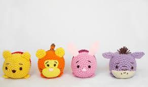 Winnie The Pooh Crochet Pattern Magnificent Decoration