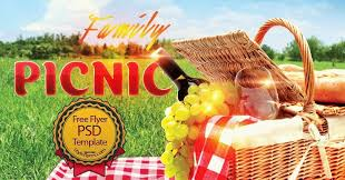 Picnic Flyers Family Picknic Psd Flyer Template Free Download 6993 Styleflyers