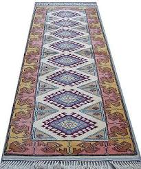 8 8 x 2 10 turkish vintage pale runner oushak anatolian overdyed