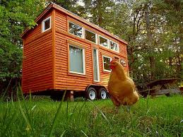 A Japanese Styled Tiny House On Wheels.