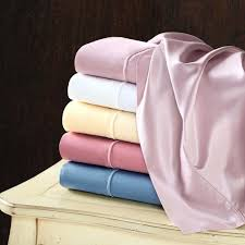 donna karan bedding silk cotton fitted sheet collections