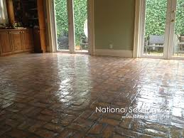 Brick Flooring For Kitchen Marvelous Interior Brick Pavers 3 Brick Flooring Pavers For
