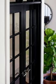 interior french doors transom. Installing French Doors With A DIY Transom Interior O