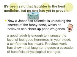 laughter is the best medicine 3 it s been said that laughter is the best medicine
