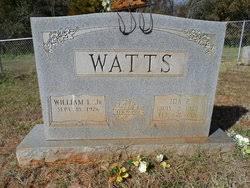 Ida Payne Watts (1925-2006) - Find A Grave Memorial