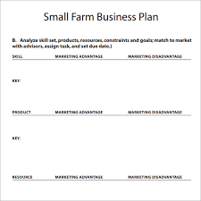 small business plan outline business plan format simple business plan template for kids