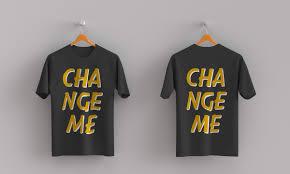 Mock Up Tshirt T Shirt Free Mockup On Behance