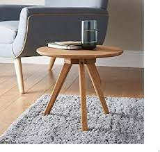small telephone table vintage round retro side oak coffee table lamp stand